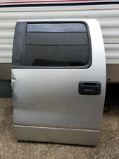 2009 - 2014 FORD F-150 F150 REAR LEFT DRIVER SIDE DOOR WITH INTERIOR PANEL OEM