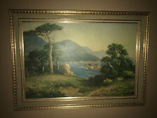 MIDCENTURY  PICTURE FROM TURNER WALL ACCESSORY, USA #35166 , 41.5 X 30 INCHES