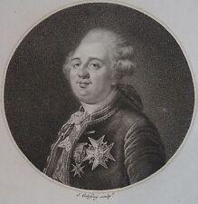 GODEFROY J.: Louis XVI. . PORTRAIT