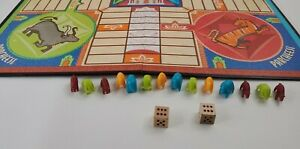 Parcheesi Board Game The Classic Game of India 2001 Hasbro- Replacement pieces