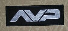 ALIEN VS PREDATOR,AVP THERMOCOLLANT PATCH BRODÉ/BADGE LOGO FOR CHEMISES/SHORTS