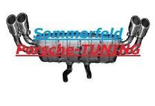 orig. Porsche Cayenne 958 S GTS Klappenauspuff Valved Sport Exhaust Muffeler PSE
