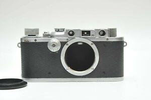 Leica IIIa DRP Ernst Leitz Wetzlar Rangefinder 35mm Film Camera Body SN342607