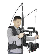 Easyrig 4-11kg Video película Serene DSLR DJI Ronin M 3 ejes Gimbal NVIQ 9 4-11kg DFS