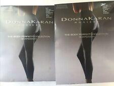 (2) Donna Karan - Body Perfect Tummy Toning Legging 0b197, Tall Black