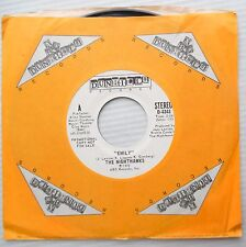 NIGHTHAWKS white label promo-only Dunhill 45 EMILY 2:24 mono b/w stereo F2361