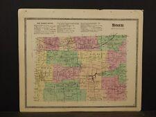 New York, Wayne County Map, 1874, Rose, Y4#65