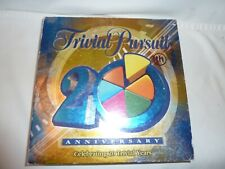 Trivial Pursuit 20th Anniversary Edition  Board Game