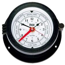 Weems and Plath Bluewater Tide and Time Clock (Boat/Marine/Sailing/Nautical)
