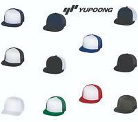 Yupoong 6006 Five-Panel Classic Trucker Cap