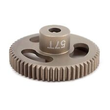 57T 64P Aluminum Pinion Gear 57 TOOTH 64 PITCH Calandra Racing (CRC) #CLN64057
