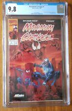 Acclaim Maximum Carnage #1 CGC 9.8 NM/Mint, with Venom & Spider-Man.