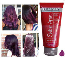 LIFEFORD Paris Hair Wax Coating Color Conditioner Treatment (Shiny Orchid Color)