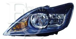 PP1114D EQUAL QUALITY Faro Fanale, Proiettore Dx FORD FOCUS II Station wagon (DA