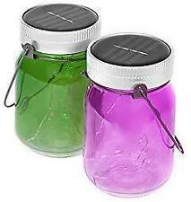 Solar Powered Fairy Jars Lights