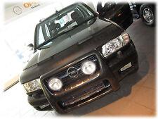 CUSTOM CAR HOOD BRA Vauxhall Holden Opel Frontera Isuzu Amigo XS Rodeo MU Tuning