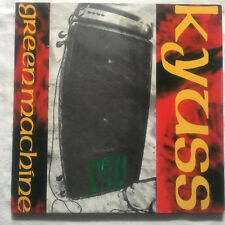 KYUSS Greenmachine Australian CD single rare in this condition QOTSA Fu Manchu