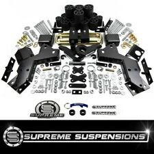 "88-94 GMC K1500 4X4 6"" Front + 4.5"" Rear Suspension Body Lift Leveling Kit PRO"