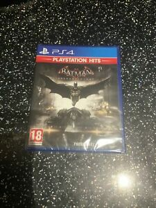 PLAYSTATION 4 PS4 GAME Batman Arkham Knight NEW & SEALED