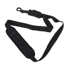 Saxophone Neck Strap with Snap Hook Padded Adjustable Black A5H6