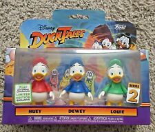 FUNKO DISNEY AFTERNOON DUCKTALES HUEY DEWEY LOUIE SPRING CONVENTION SERIES 2