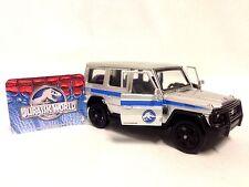 Jurassic World 2015 Movie Mercedes-Benz G550 Truck 1:43 Scale Diecast Jada Toys