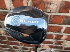 NEW MENS CLEVELAND BLACK 1 WOOD DRIVER GOLF CLUB RH BASSARA REGULAR 12 DEGREE