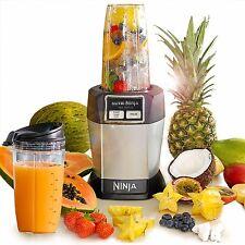 Nutri Ninja 900W Blender & Smoothie Maker - BL470UK - Silver