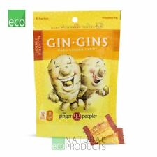 The Ginger People Gin égreneuses Double Force Dur ginger candy 150 G 2 Packs