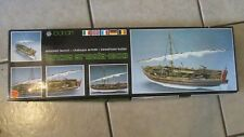 Panart Lancia Armata 1803 Wooden Ship Model Kit - Armored Launch - Art 008