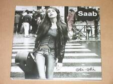 RARE CD PROMO 18 TITRES / SAAB / GRI-GRI / TRES BON ETAT