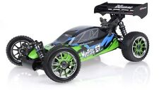 1/8th 2.4Ghz Exceed RC MadFire Electric Brushless Racing Edition BUGGY Green RTR