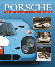 Porsche Sports Racing Cars - 550 Spyder 904 Carrera GTS 906 908 917 - Buch book