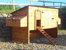Ex Large Highline 20-25  Poultry Chicken Coop Shed