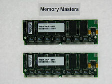 MEM-NRP-128M 128MB Approved 2x64MB DRAM upgrade for Cisco 6400 series routers