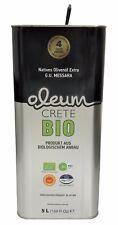 ⭐ ⭐⭐⭐ BIO Extra Virgin Olivenöl aus Kreta 5L Kanister unter 0,3% Fettsäureanteil