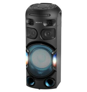 Sony MHC-V42D Bluetooth High Power Party Speaker with Lighting Effects