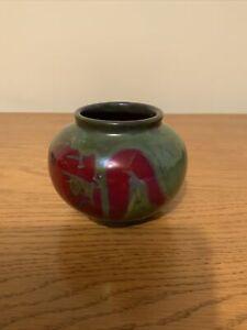 Bernard Moore Style Vase