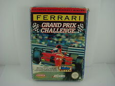 Ferrari: Grand Prix Challenge Boxed - NES Game - (Nintendo Entertainment System)