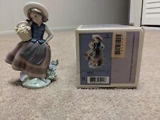 Lladro figurine 'Sweet Scent' - retired - #05221 - in original box
