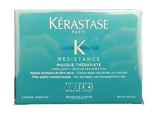 KERASTASE RESISTANCE MASQUE THERAPISTE VERY DAMAGED THICK HAIR  6.8 OZ  SEALED