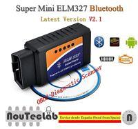 ELM327 Bluetooth Auto Car Diagnostic Scanner ELM 327 Bluetooth OBDII V2.1 OBD2