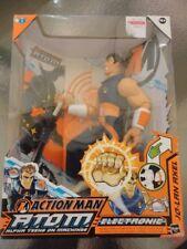 ACTION MAN ATOM ELETRONIC (PILAS) JO LAN AXEL, 2005