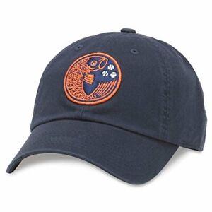 American Needle Hiroshima Toyo Carp Ballpark Hat Japanese League Mens OSFA New