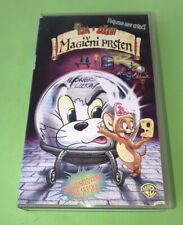Tom And Jerry-The Magic Ring-RARE EXYU VHS TAPE