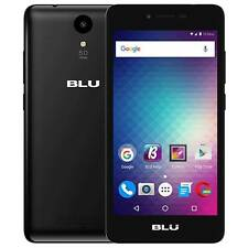 BLU Studio G2 Dual SIM Android Phone Quad Core Unlocked Smartphone 8GB Black