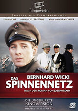 Das Spinnennetz - von Bernhard Wicki, Fernsehjuwelen DVD (Der Schrei nach Leben)