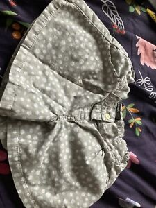 Girls Marks And Spencer Grey Shorts, Age 2-3 Years