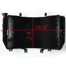 Motorcycle Aluminum Radiator For Suzuki GSXR1000 GSX-R 1000 K3 K4 03-04 Black