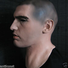 DOMINIC MASK - Realistic Male Latexmask Latexmaske Effect FX Rubber Gum Disguise